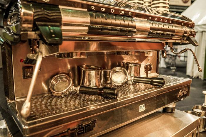 Kaffeemaschine von Citydrinks