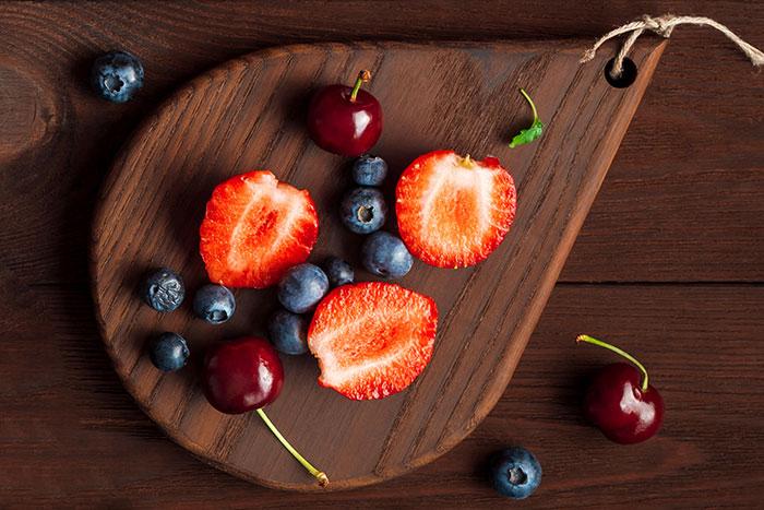 Smoothie Zutaten Citydrinks Früchte